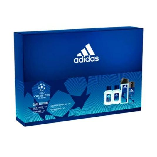 adidas dare edition colonia 100ml estuche 4 piezas