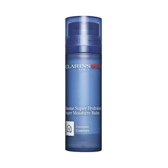 clarins men balsamo super hidratante 50ml