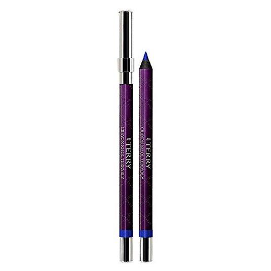 by terry crayon khol terrybly color lápiz de ojos azul waterproof