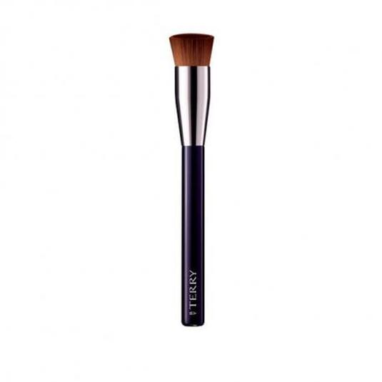 by terry pincel brushes pochoir brocha hueca base de maquillaje