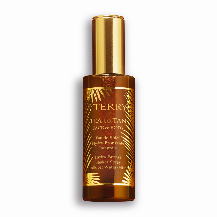 by terry tea to tan face & body summer bronze summer edition 30ml