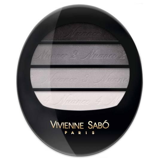 vivienne sabó quatre nuances paleta de sombra de ojos 71