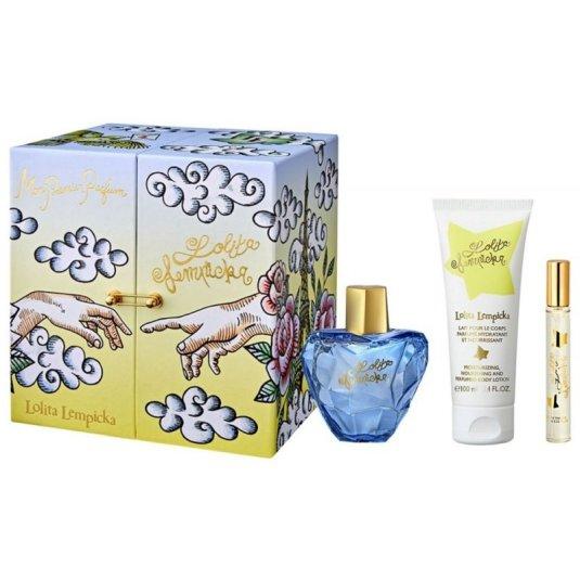 lolita lempicka mon premier eau de parfum 100ml cofre 3 piezas