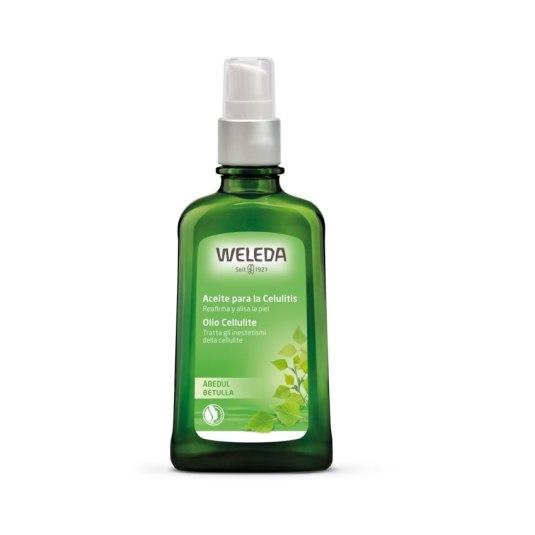 weleda aceite de abedul anticelulitico 10ml