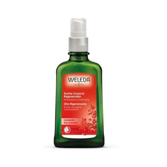 weleda aceite corporal regenerador de granada 100ml