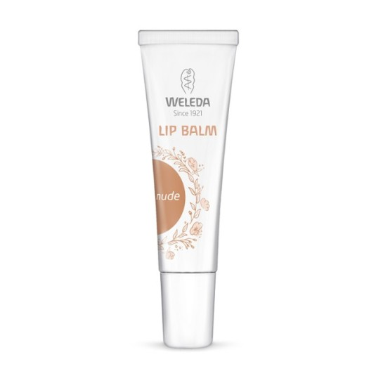weleda li balm bálsamo labial con color nude 10ml