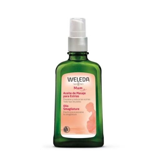 weleda aceite masaje anti estrías 100ml