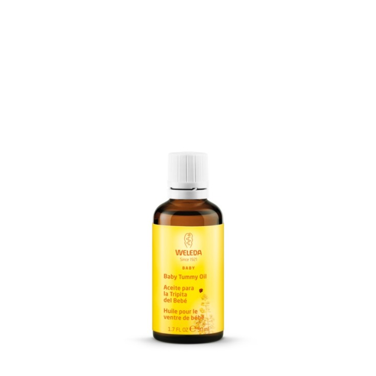 weleda aceite de calendula para bebe 200ml