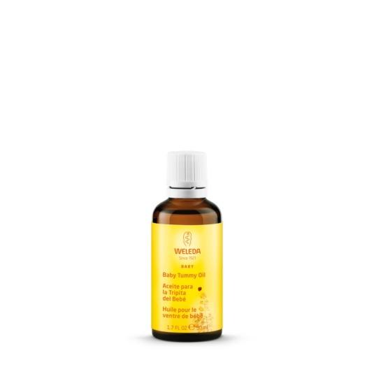 weleda aceite de caléndula para bebé 200ml
