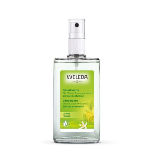 weleda desodorante citruc spray 100ml