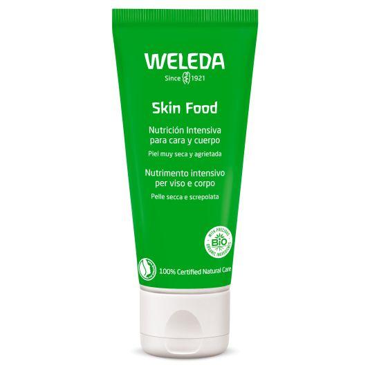 weleda crema corporal y facial plantas medicinales skinfood
