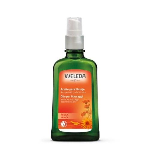 weleda aceite masaje con arnica 100ml