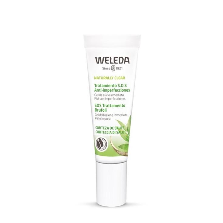 weleda naturally clear tratamiento sos anti-imperfecciones 10ml