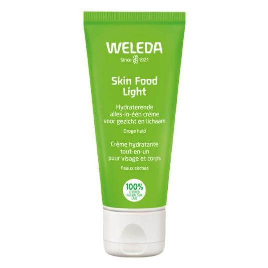 weleda skin food light locion corporal y facial 30ml