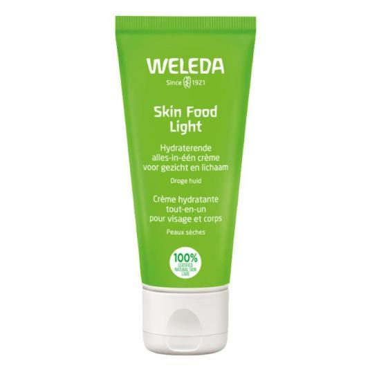 weleda skin food light locion corporal y facial 30ml