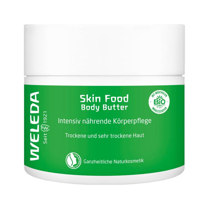 weleda skin food crema corporal manteca 150ml