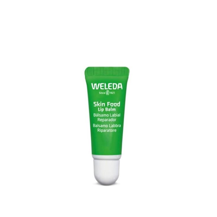 weleda skin food balsamo labial reparador 8ml