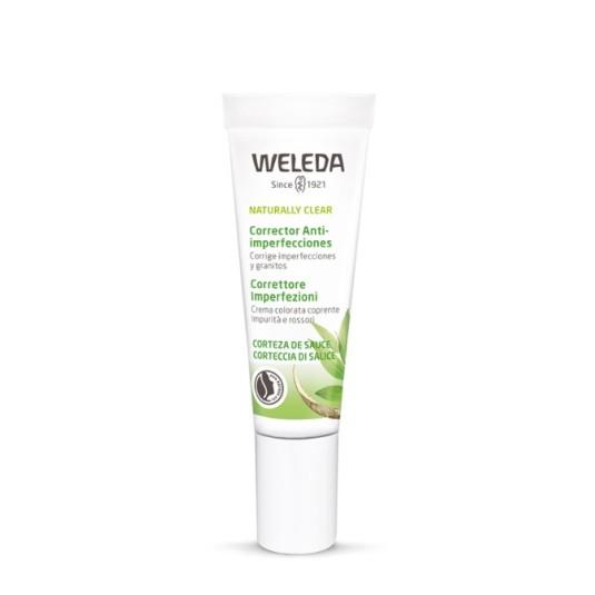weleda naturally clear corrector anti-imperfecciones facial 10ml