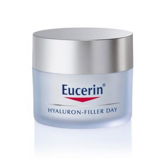 eucerin hyaluron-filler crema de día anti-edad spf15 piel seca 50ml