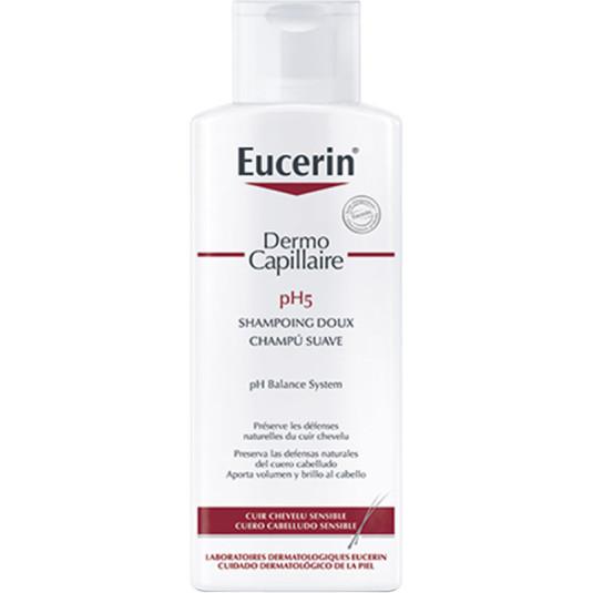 eucerin dermocapillaire ph5 champú suave 250ml