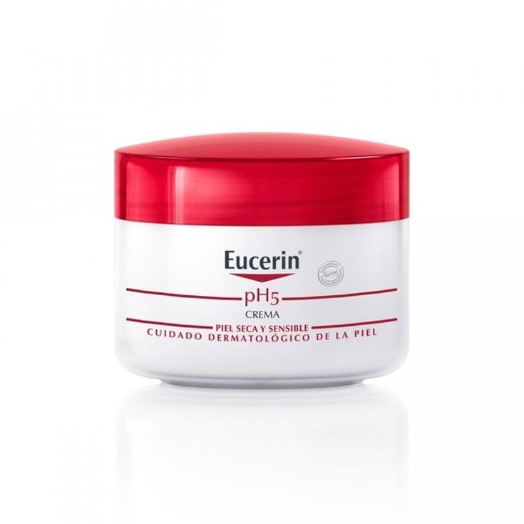 eucerin ph5 crema corporal piel sensible 100ml