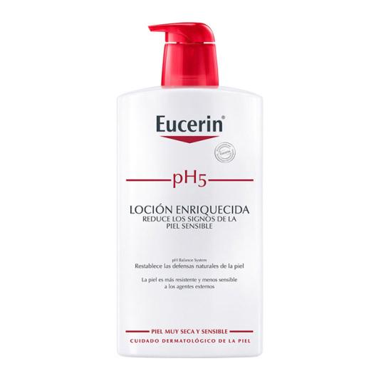 eucerin ph5 loción corporal enriquecida piel sensible 100ml