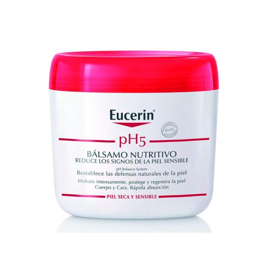 eucerin ph5 bálsamo corporal nutritivo piel sensible 450ml
