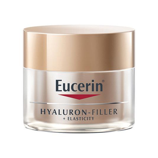 eucerin hyaluron-filler + elasticity crema noche antiedad 50ml
