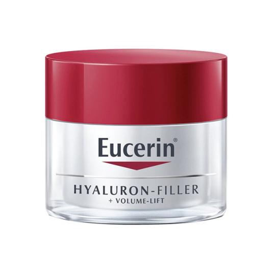 eucerin hyaluron-filler + volume-lift crema día antiedad restauradora volumen piel seca spf15 50ml