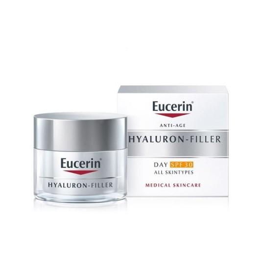 eucerin hyaluron-filler crema día antiedad spf30 rellenadora arrugas 50ml
