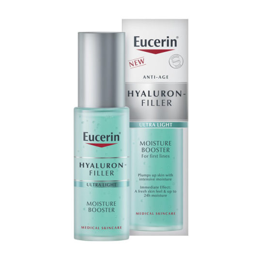 eucerin hyaluron-filler moisture booster serum 30ml