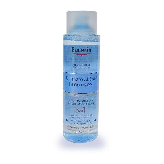 eucerin dermatoclean solucion micelar 400ml