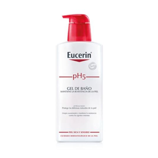 eucerin ph5 gel baño