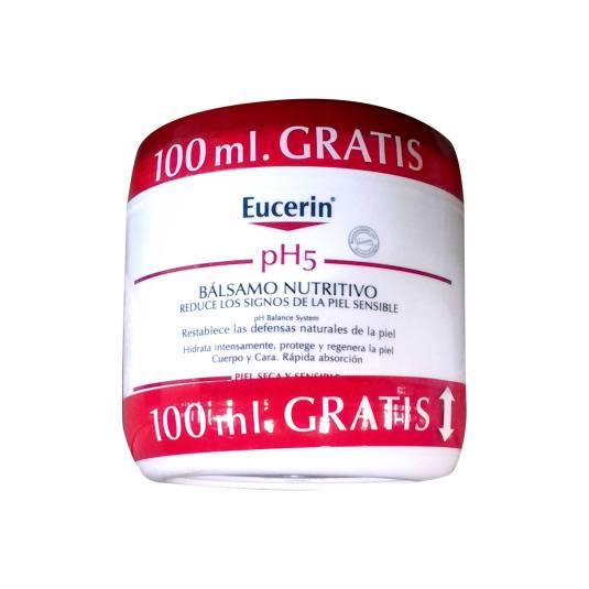 eucerin ph5 balsamo nutritivo 450 ml+100 ml gratis