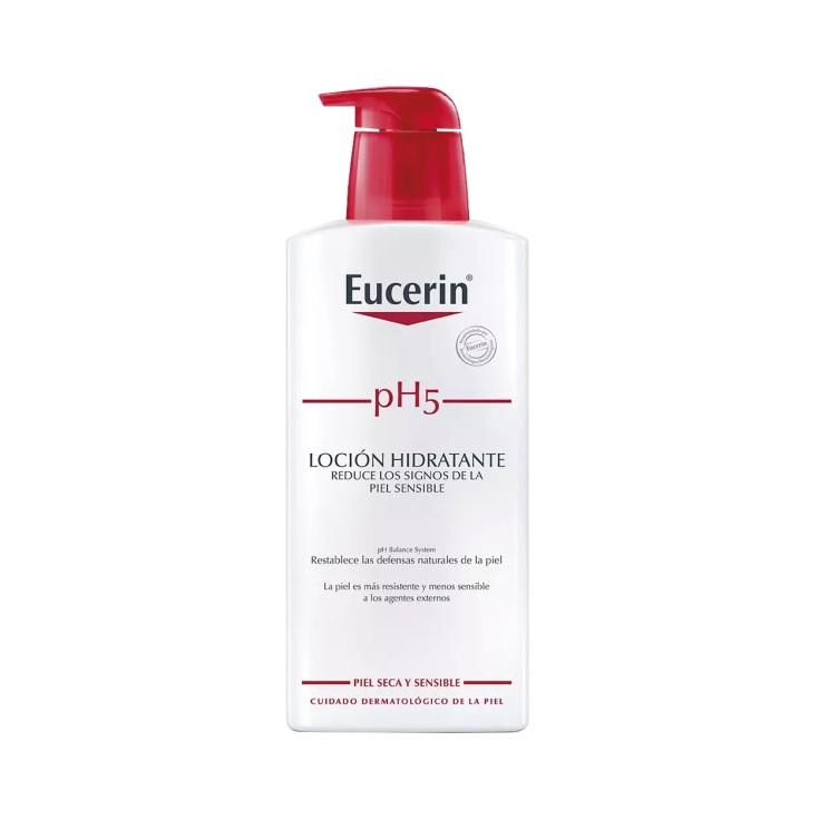 eucerin ph5 loción corporal hidratante piel sensible