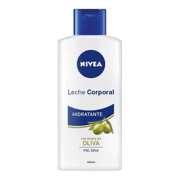 nivea leche corporal con aceite de oliva 400ml