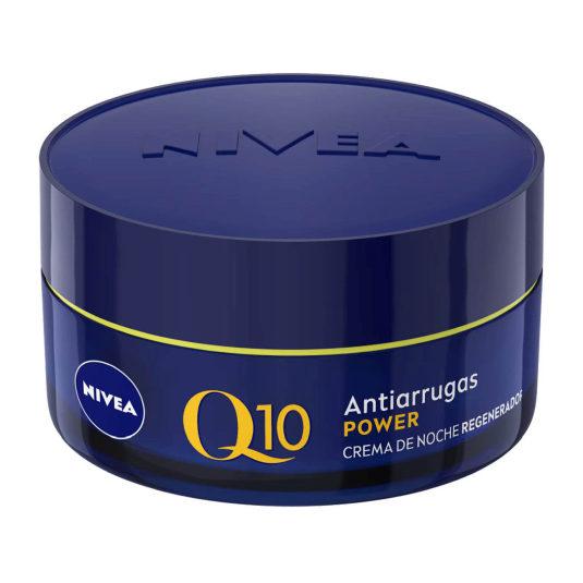 nivea q10 power anti-arrugas crema noche 50ml