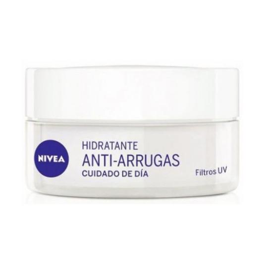 nivea crema facial día anti-arrugas hidratante