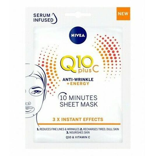 nivea q10 plus vitamina c mascarilla facial