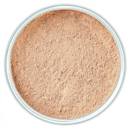 artdeco mineral powder polvos mineral sueltos de maquillaje