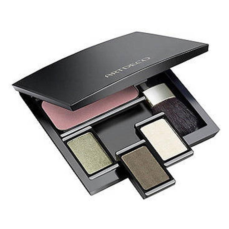 artdeco beauty box quadrat caja magnetica maquillaje con espejo