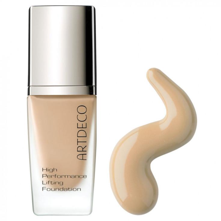 artdeco high performance lifting foundation base de maquillaje fluido efecto lifting hidratante
