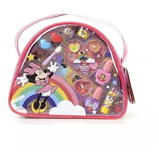 markwins disney minnie magic beauty bag
