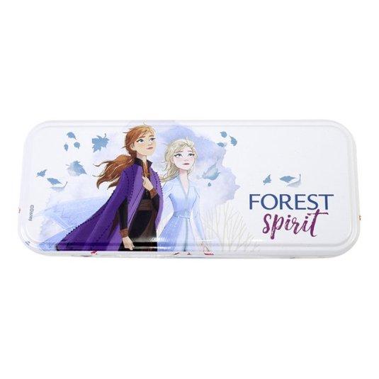 markwins disney frozen II forest spirit estuche metalico de maquillaje