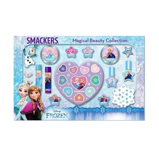 markwins frozen magical beauty collection set maquillaje infantil