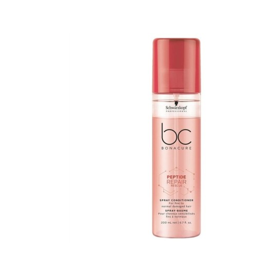 schwarzkopf bc repair rescue spray acondicionador 200ml