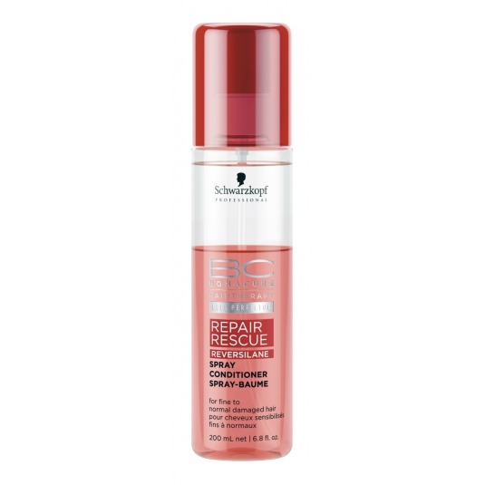 schwarzkopf pro bc bonacurerepair rescue spray acondicionador 200ml
