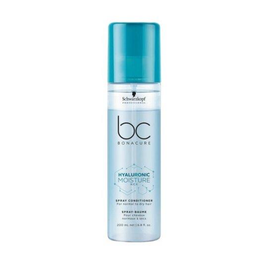 schwarzkopf-professional bc hyaluronic moisture kick acondicionador spray 200ml