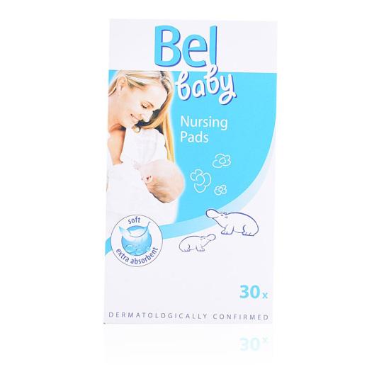 bel baby discos lactancia 30uds