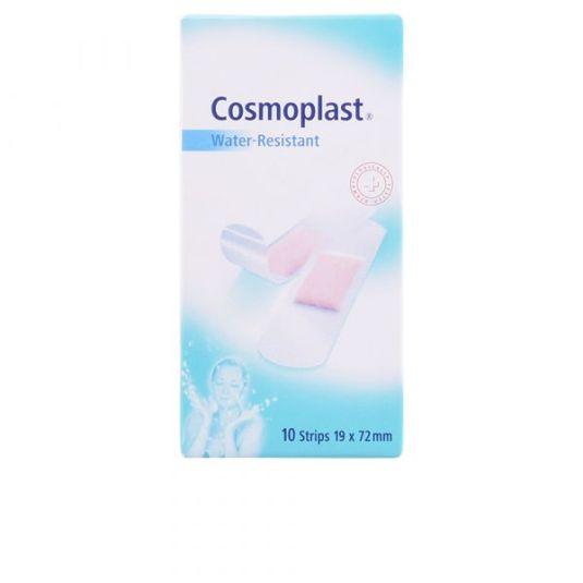 cosmoplast apositos de plastico water resist 10 unidades